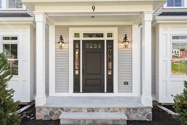 9 Audubon Lane Belmont MA 02478