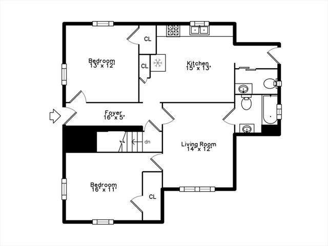 94 Francis Street Waltham MA 02451