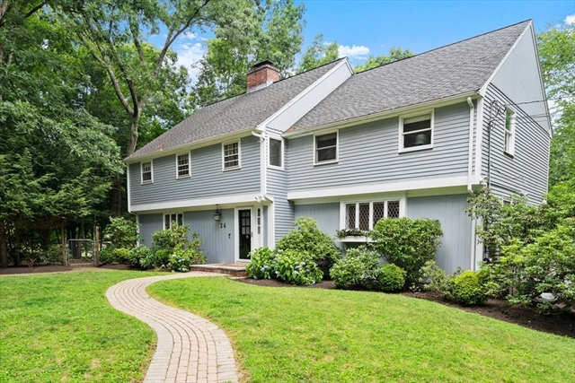 24 Hallett Hill Road Weston MA 02493
