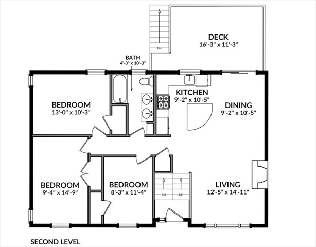 19 Washington Street Bedford MA 01730