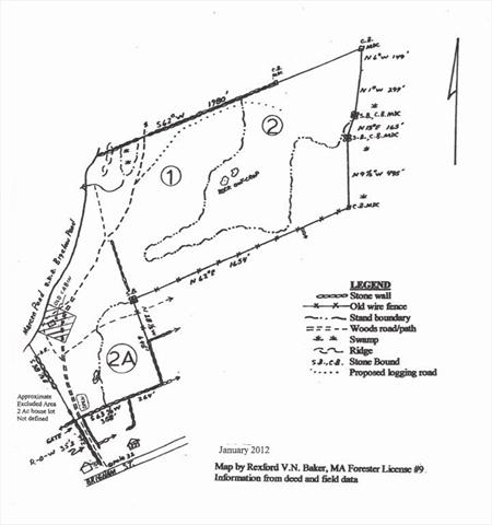 Brigham St (OFF) Hubbardston MA 01452