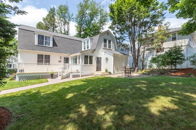 10 Whitlowe Road Newton MA 02465