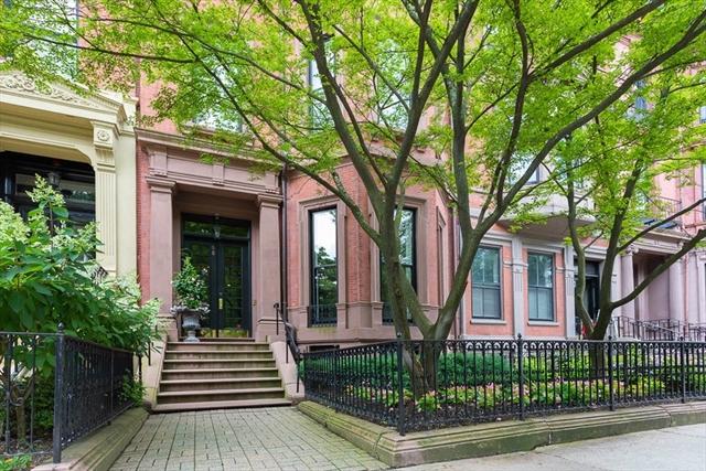 68 Commonwealth Avenue Boston MA 02116