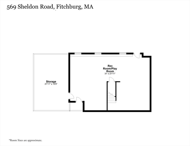 569 Sheldon Road Fitchburg MA 01420