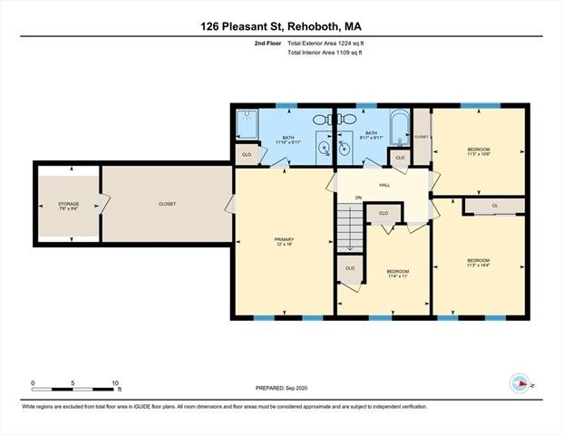 126 Pleasant Street Rehoboth MA 02769