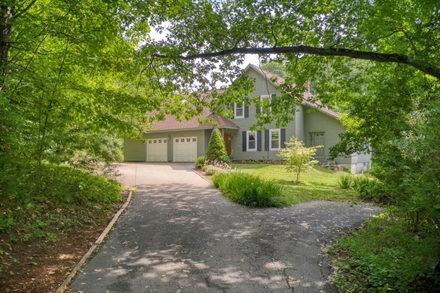 172 Jewell Hill Road Ashburnham MA 01430
