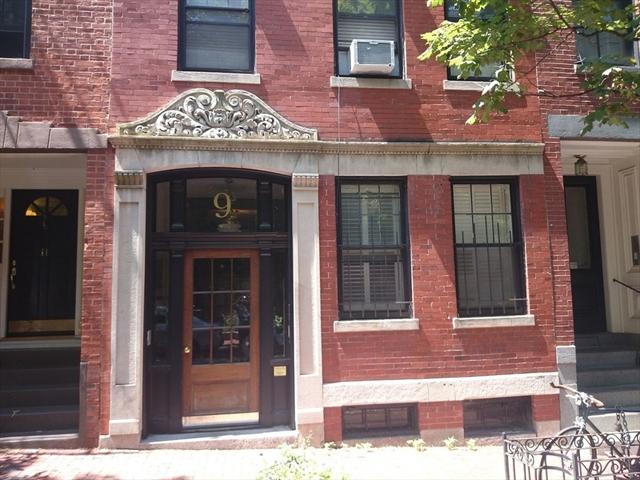9 Hancock Street Boston MA 02114