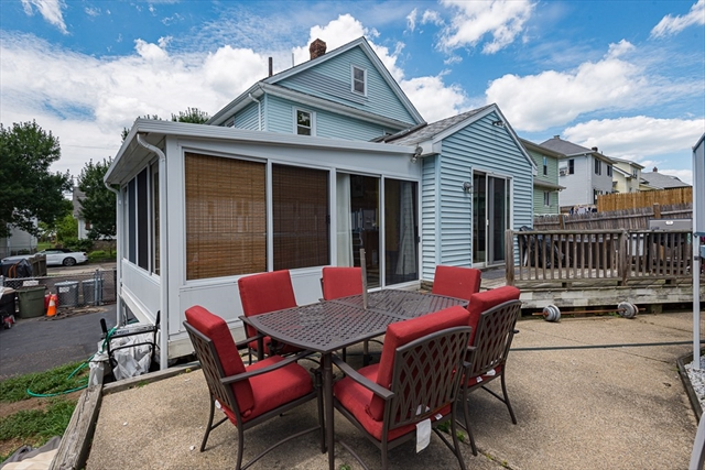 15 Burns Avenue Quincy MA 02169