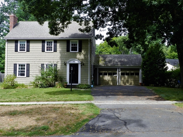 48 Stirling Street Longmeadow MA 01106