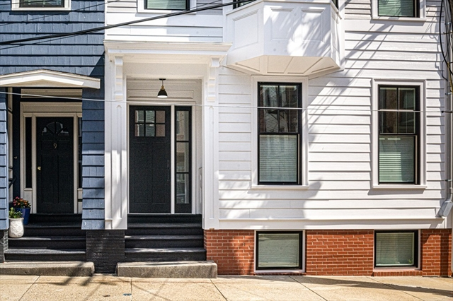 7 Cook Street, Boston, MA, 02129, Charlestown Home For Sale