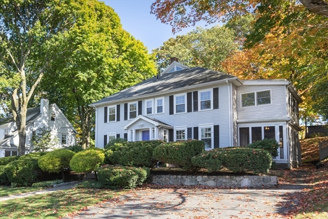 46 Brookside Ave, Newton, MA, 02460, Newtonville Home For Sale
