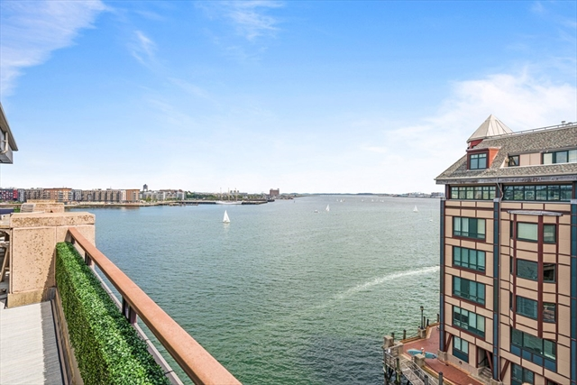 50 Battery St, Boston, MA, 02109, Waterfront Home For Sale