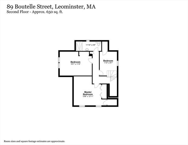 89 Boutelle Street Leominster MA 01453
