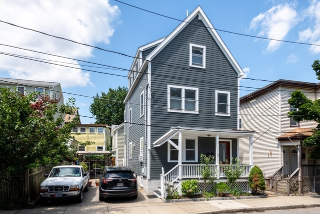 6 Marion St, Somerville, MA, 02143, Inman Square Home For Sale