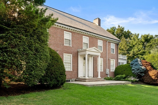 4 Fisher Avenue Brookline MA 02445
