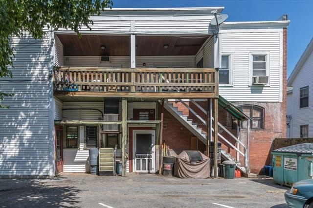 132-138 Harvard Street Fitchburg MA 01420