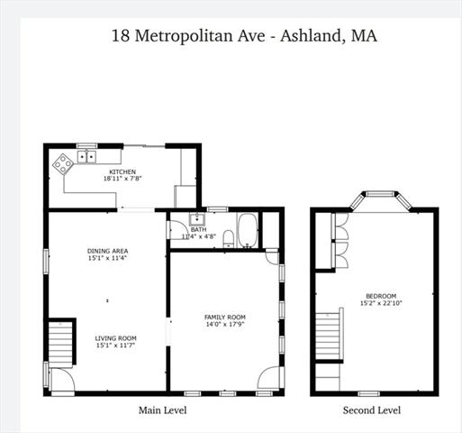 18 Metropolitan Avenue Ashland MA 01721