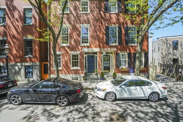4 Mount Vernon Street Boston MA 02129
