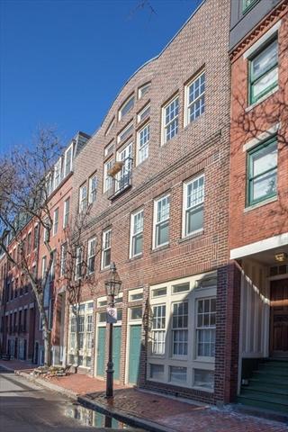 50 Melrose Street Boston MA 02116