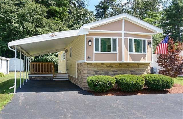 30 Saint James Circle Hudson MA 01749