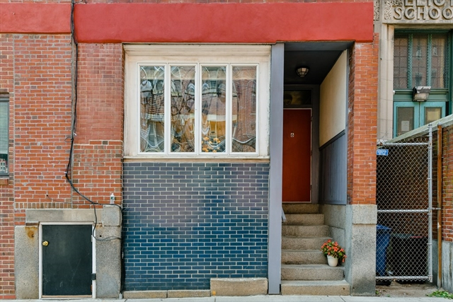 6 Charter Street Boston MA 02113