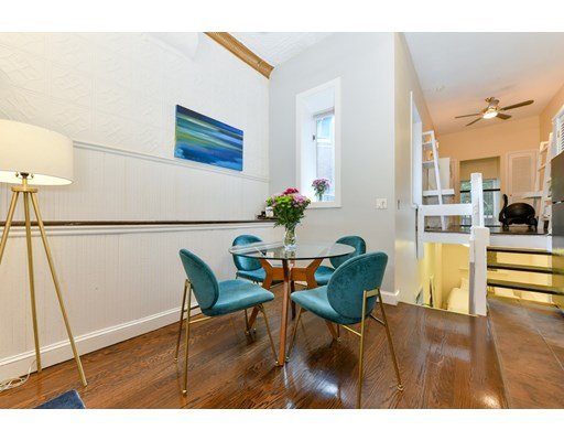 2 Beds, 1 Bath home in Boston for $630,000
