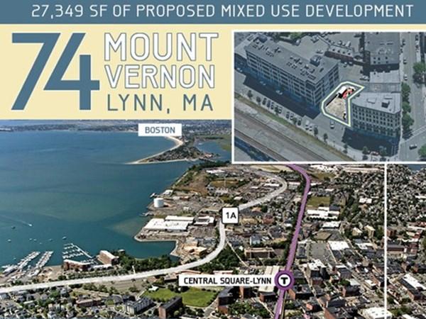 74 Mount VERNON Lynn MA 01904
