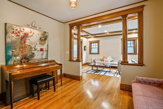 23 Stetson St, Brookline, MA, 02446, Coolidge Corner  Home For Sale