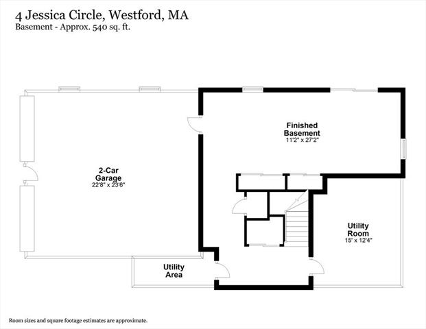 4 Jessica Circle Westford MA 01886