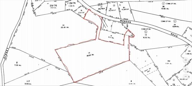 Mendon Road Northbridge MA 01588