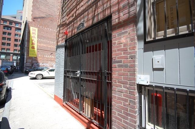 16 Oxford Street Boston MA 02111