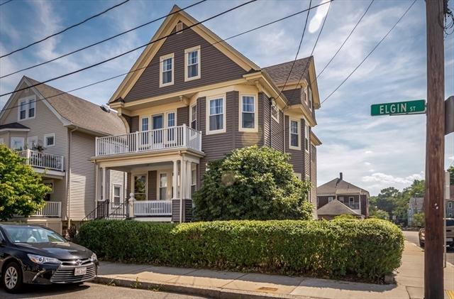 30 Elgin Street Boston MA 02132