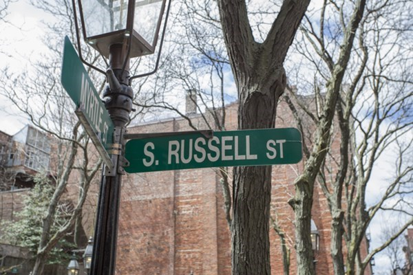 36 South Russell Street Boston MA 02114