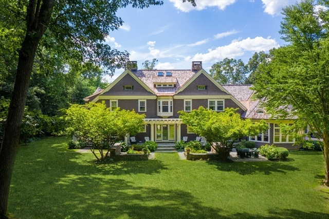 156 Highland Street Weston MA 02493