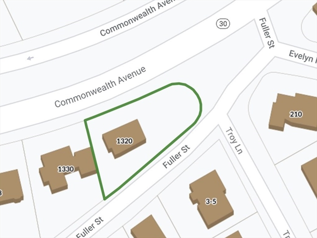 1320 Commonwealth Avenue Newton MA 02465