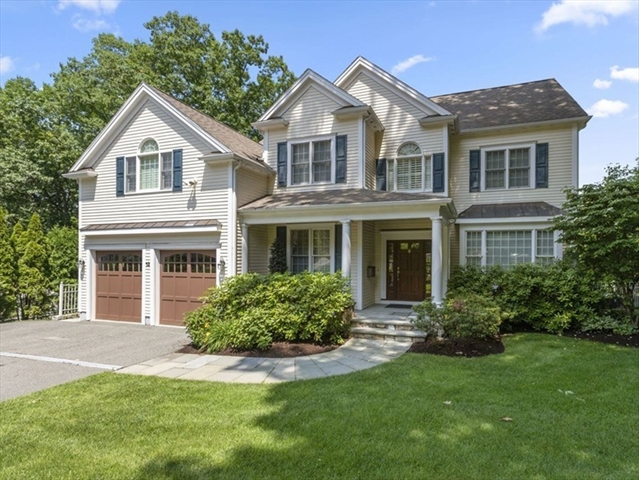 52 Wareland Road Wellesley MA 02481