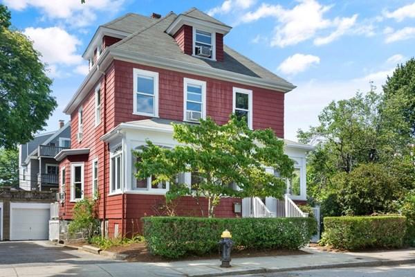27 Newburg Street Boston MA 02131