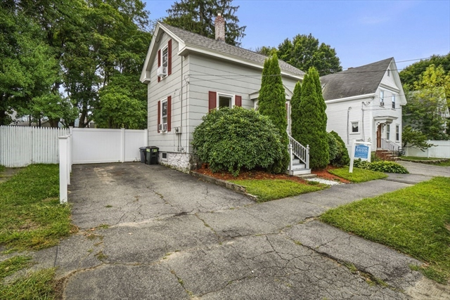 34 Sargent Street North Andover MA 01845