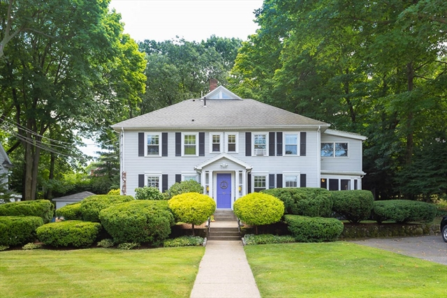 46 Brookside Avenue Newton MA 02460