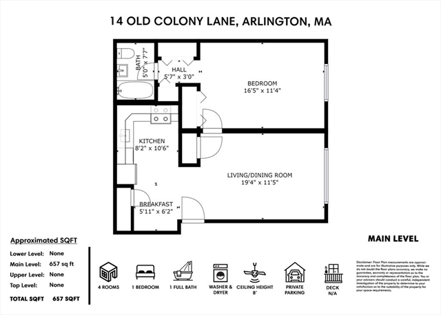 14 Old Colony Lane Arlington MA 02476