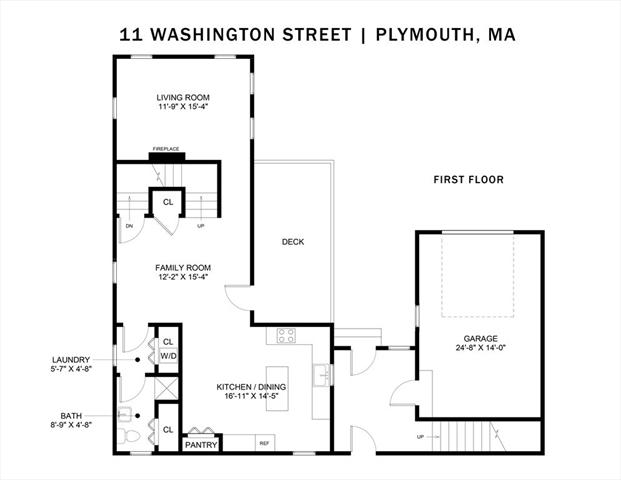 11 Washington Street Plymouth MA 02360
