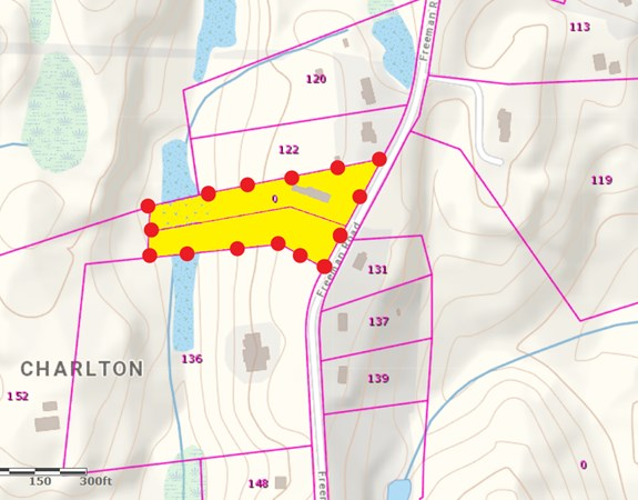 Freeman Road Charlton MA 01507