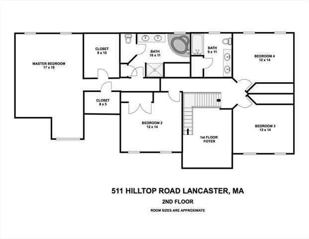 499 Hilltop Road Lancaster MA 01523