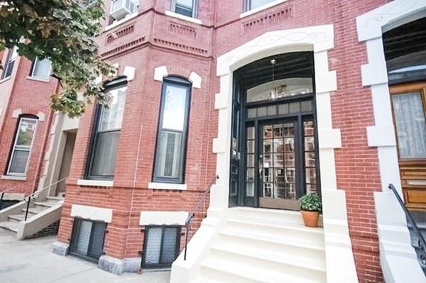 12 Gloucester Street Boston MA 02115
