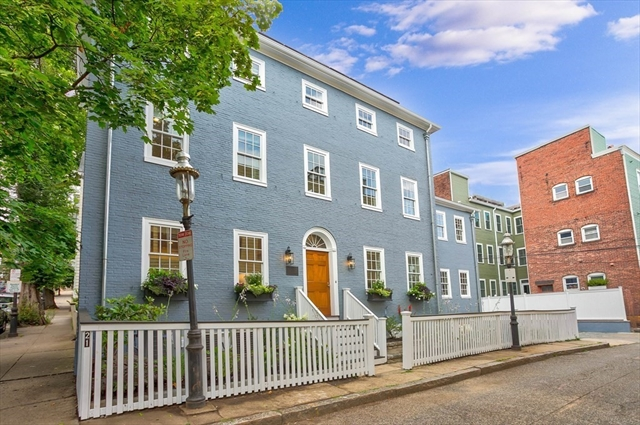 21 Cordis St. Ave, Boston, MA, 02129, Charlestown Home For Sale
