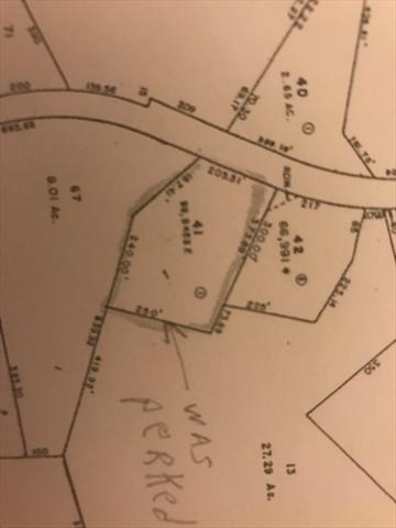 Lot 1 Mendon Road Northbridge MA 01588