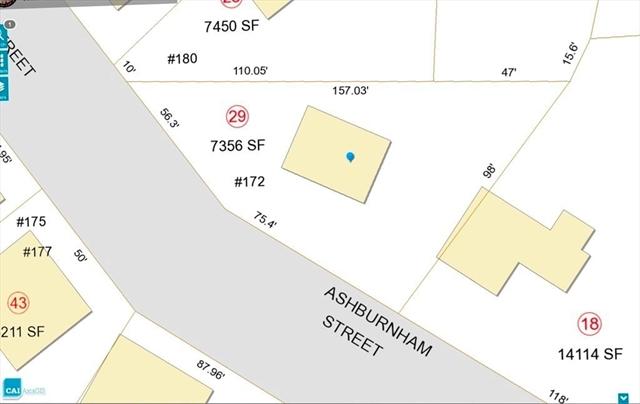 172 Ashburnham Street Fitchburg MA 01420