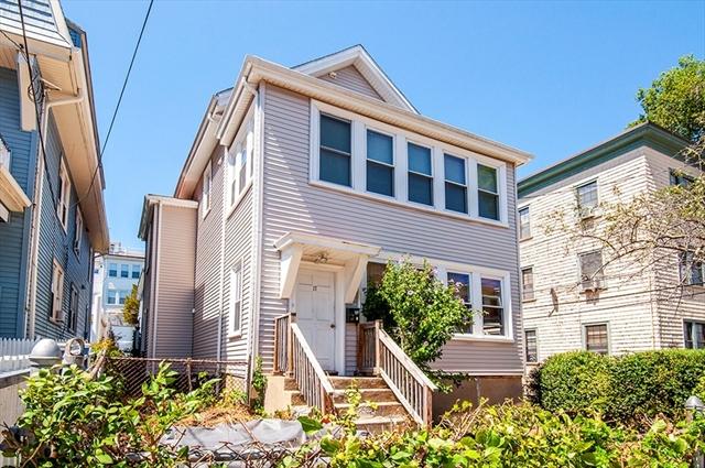 17 Kittredge Street Boston MA 02131