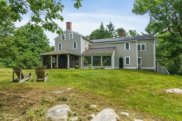 6 Lawrence Road Boxford MA 01921