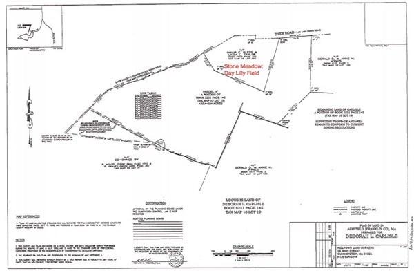 Lot 4 Dyer Road Ashfield MA 01330
